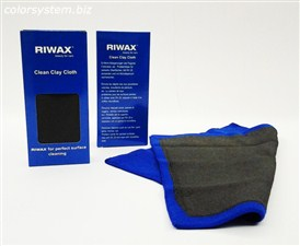 Riwax Clean Clay Cloth panno lucidante